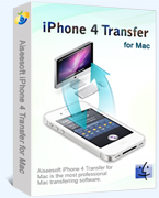 Exclusive Aiseesoft iPhone 4 Transfer for Mac Coupons