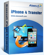 15% Off Aiseesoft iPhone 4 Transfer Coupon Sale