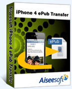 Aiseesoft iPhone 4 ePub Transfer Coupon