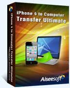 15% Off Aiseesoft iPhone 4 to Computer Transfer Ultimate Coupon