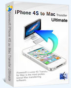 Aiseesoft Aiseesoft iPhone 4 to Mac Transfer Ultimate Coupon Sale
