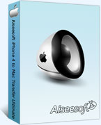 40% Aiseesoft iPhone 4 to Mac Transfer Ultimate Coupon