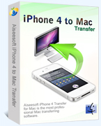 Aiseesoft Aiseesoft iPhone 4 to Mac Transfer Coupon Code