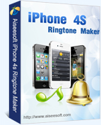 Aiseesoft iPhone 4S Ringtone Maker Coupon – 40%