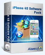 15 Percent – Aiseesoft iPhone 4S Software Pack