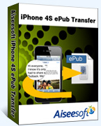 15% Off Aiseesoft iPhone 4S ePub Transfer Coupon Discount