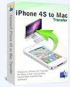 Aiseesoft iPhone 4S to Mac Transfer Coupon Code – 40%