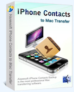 Exclusive Aiseesoft iPhone Contacts to Mac Transfer Coupon Discount