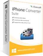 15% Off Aiseesoft iPhone Converter Suite Coupon Discount