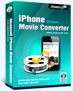 Aiseesoft iPhone Movie Converter – Exclusive 15 Off Coupon