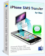 Aiseesoft Aiseesoft iPhone SMS Transfer for Mac Coupon Sale
