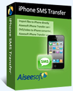 15% Aiseesoft iPhone SMS Transfer Coupon Code