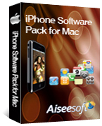 40% Aiseesoft iPhone Software Pack for Mac Coupon Code