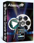 Aiseesoft – Aiseesoft iPhone Video Converter for Mac Coupon Discount