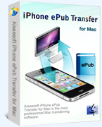 Aiseesoft Aiseesoft iPhone ePub Transfer for Mac Coupon
