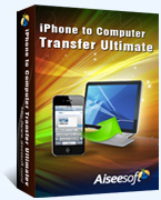15% Aiseesoft iPhone to Computer Transfer Ultimate Coupon Code