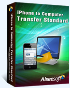 Aiseesoft iPhone to Computer Transfer Coupon