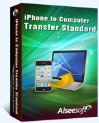 40% Aiseesoft iPhone to Computer Transfer Coupon Code