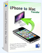 Aiseesoft Aiseesoft iPhone to Mac Transfer Coupon