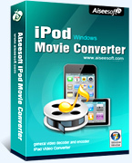 Aiseesoft iPod Movie Converter Coupon Code