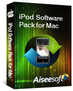 40% Off Aiseesoft iPod Software Pack for Mac Coupon