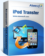 Aiseesoft iPod Transfer Coupon Code
