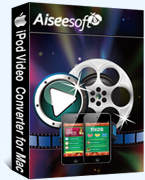 15% off – Aiseesoft iPod Video Converter for Mac