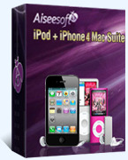 Exclusive Aiseesoft iPod + iPhone 4 Mac Suite Coupon Sale