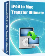 Aiseesoft iPod to Mac Transfer Ultimate Coupon – 40%