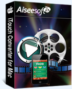 Aiseesoft Aiseesoft iTouch Converter for Mac Discount
