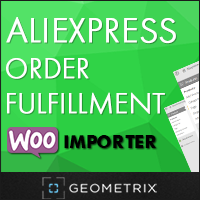 Aliexpress Order Fulfillment WooImporter. Add-on for WooImporter. Coupon