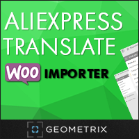 Instant 15% Aliexpress Translate WooImporter. Add-on for WooImporter. Coupons