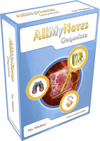 15% All My Notes Organizer – Deluxe Edition (Desktop/Portable) Coupon