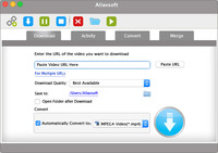 Allavsoft  for Mac 1 Year Coupon
