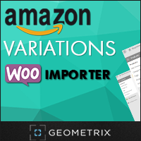 Amazon Variations WooImporter. Add-on for WooImporter. – 15% Off