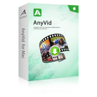 AmoyShare AnyVid MAC – 15% Off