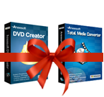 Aneesoft DVD Creator and Total Media Converter Bundle for Windows Coupon