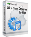 Aneesoft DVD to iTunes Converter for Mac Coupon