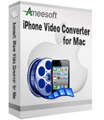 Aneesoft iPhone Video Converter for Mac – Exclusive Coupon