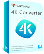 AnyMp4 Studio AnyMP4 4K Converter Coupon Code