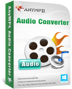 AnyMP4 Audio Converter Lifetime License Coupon – 90%