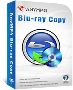 AnyMP4 Blu-ray Copy Platinum Coupon – 20%