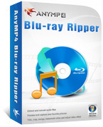 AnyMP4 Blu-ray Ripper Lifetime License Coupon – 90%
