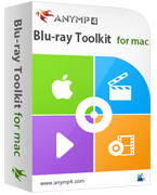 AnyMP4 Blu-ray Toolkit Lifetime License Coupon Code – 90%