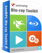 AnyMp4 Studio – AnyMP4 Blu-ray Toolkit Coupon Deal