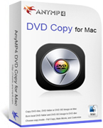 AnyMP4 DVD Copy for Mac Coupon Code – 20%