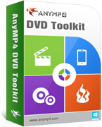 AnyMp4 Studio – AnyMP4 DVD Toolkit Coupon Code