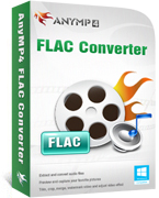 AnyMP4 FLAC Converter Coupon Code – 20%