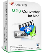 AnyMp4 Studio – AnyMP4 MP3 Converter for Mac Coupon Discount