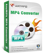 AnyMP4 MP4 Converter Coupon – 20%
